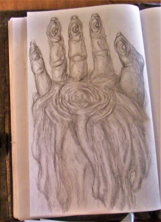 The  Seer's Hand
