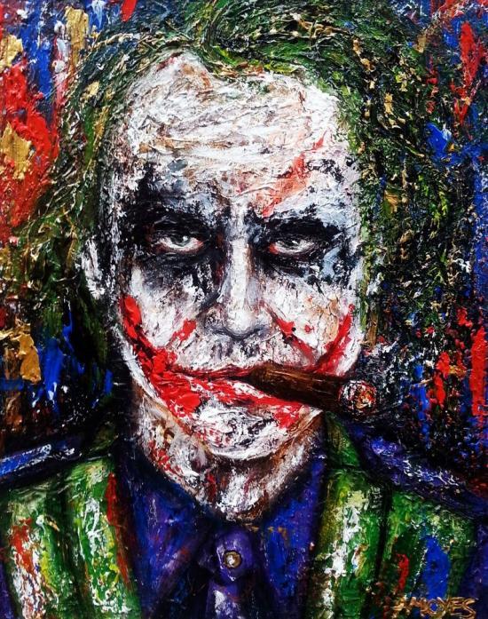Joker cigar series