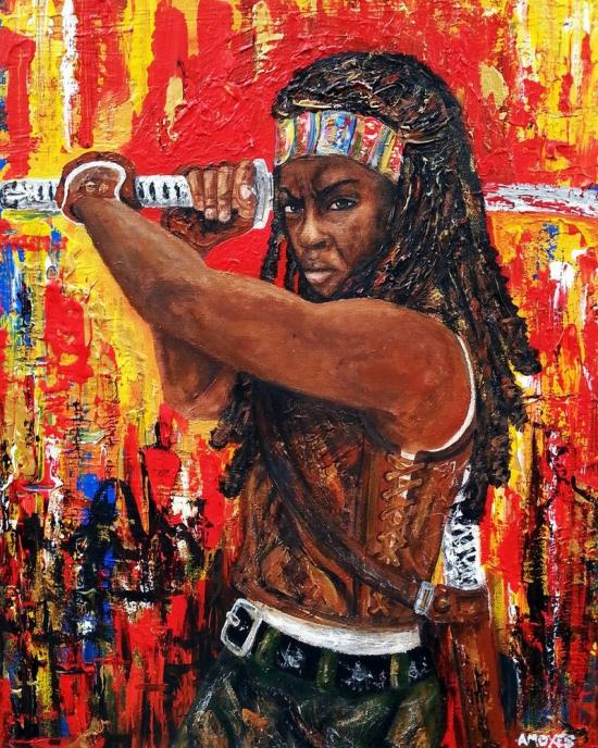 Forever Michonne