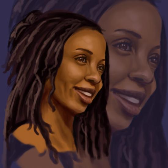 Shanola Hampton - Black Beauty