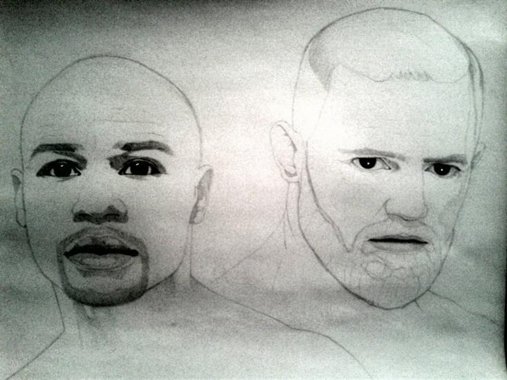 Floyd vs. Conor