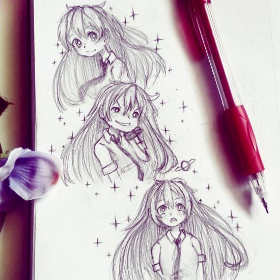 Rio sketches