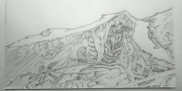 Mountain of Caverns 2017