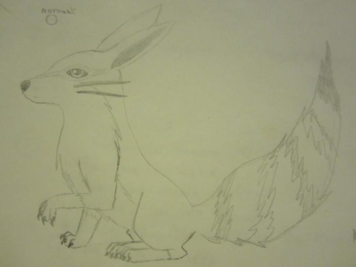 Fox-like thingy