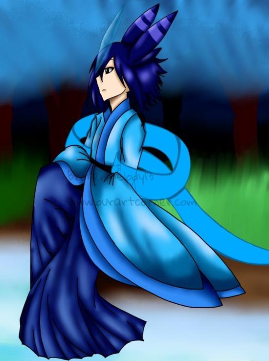 OC: Sasuke of the Water