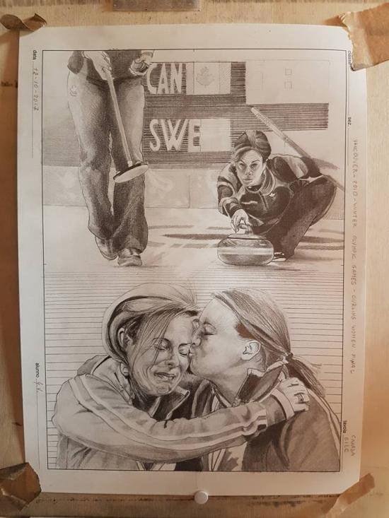 Sport Illustrated: Curling - Canada