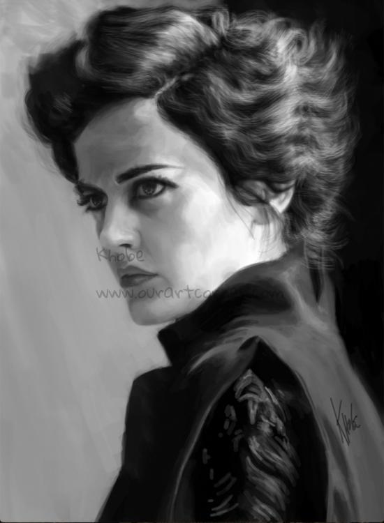 Miss Peregrine/Eva Green