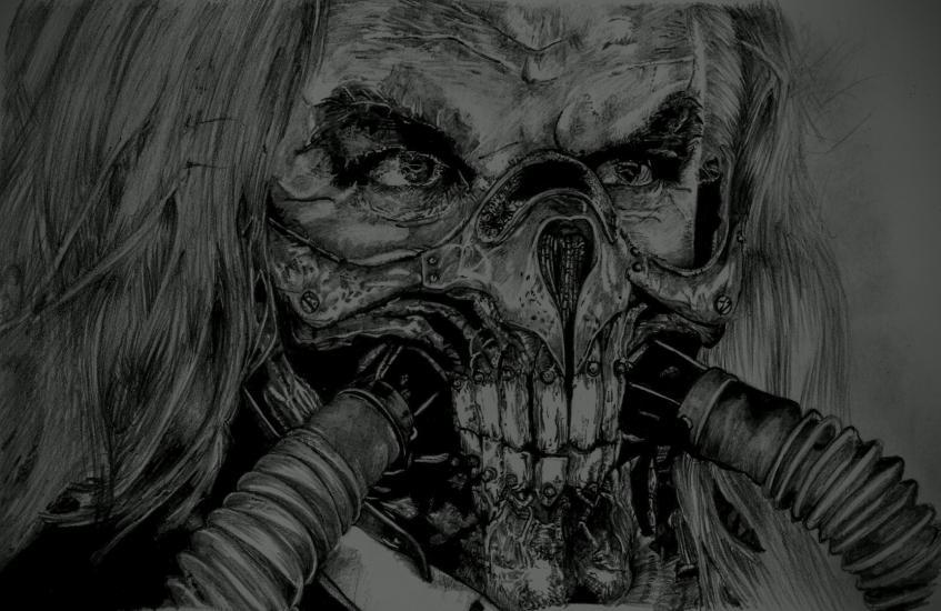 Mad Max - Immortan Joe