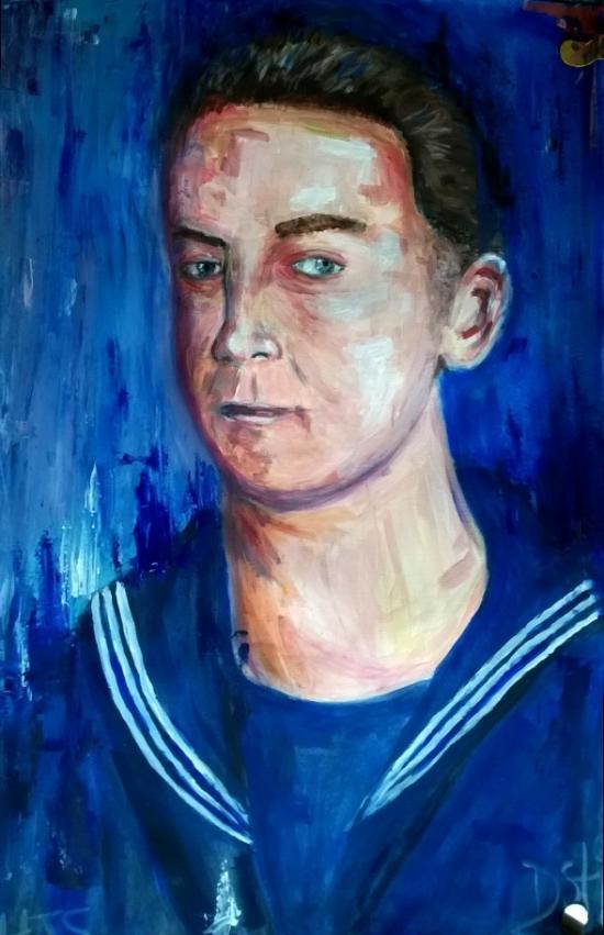 My dad the sailor WW2