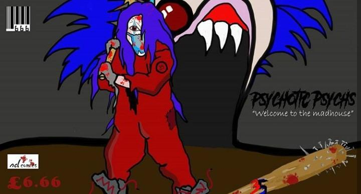 Psychotic Psychs The Circus of Hell
