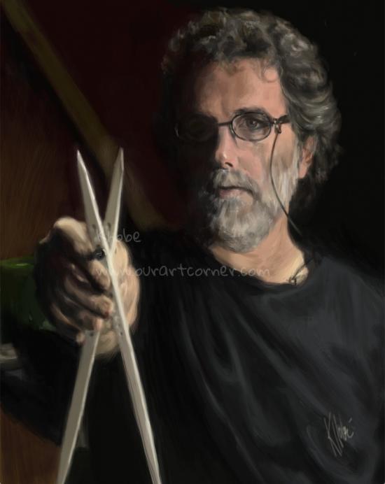 Master Painter Mark Carder