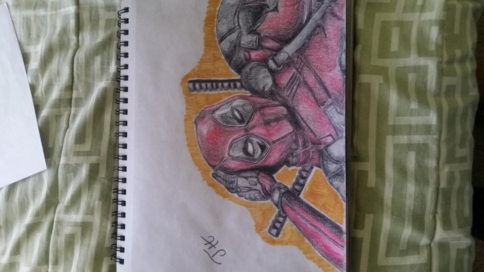 Ryan Reynolds 's Deadpool