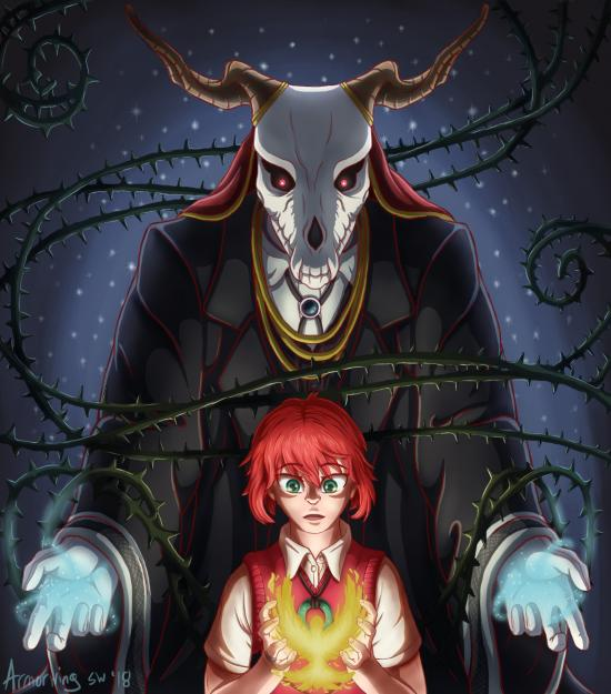 Magic Intertwined - Ancient Magus' Bride