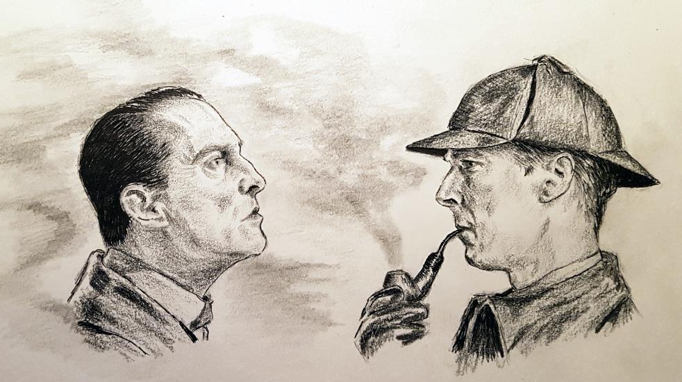 Holmes x2