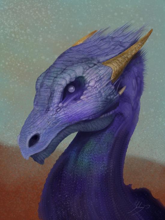 Pearl Eye Dragon