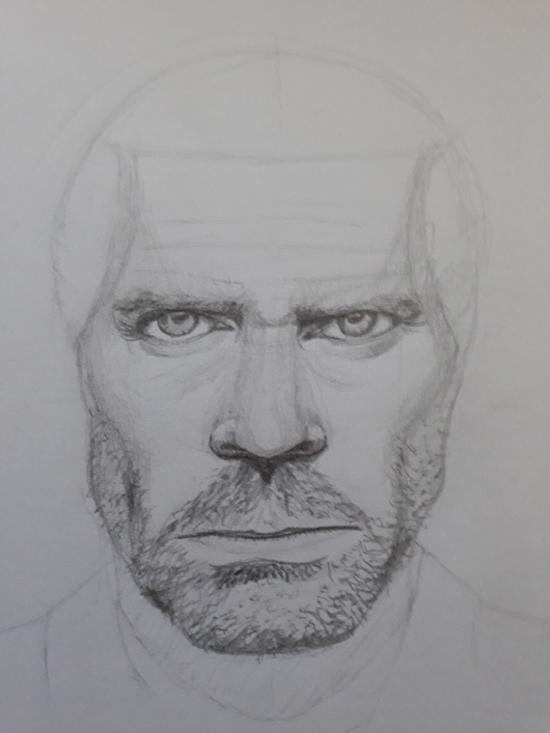 WIP Hugh Laurie