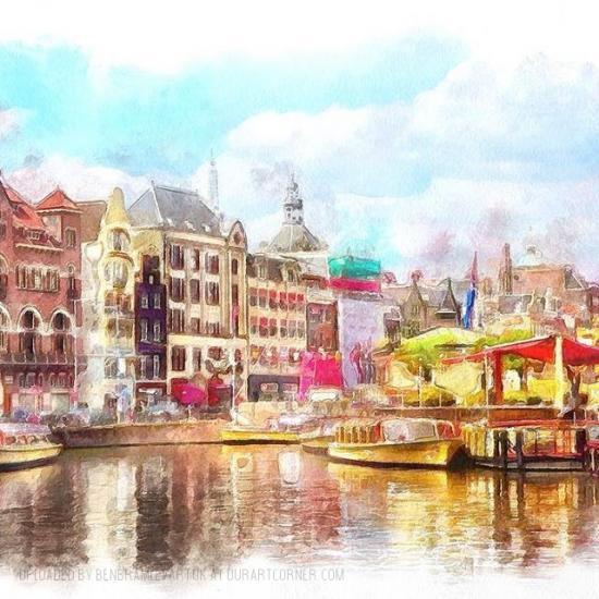 Amsterdam - Daytime
