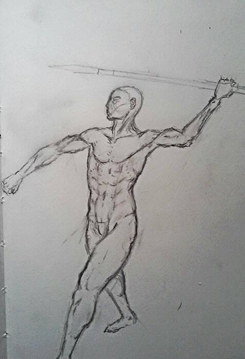 Untitled anatomy practice