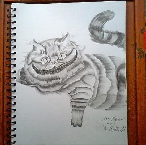 The Cheshire Cat, 2018