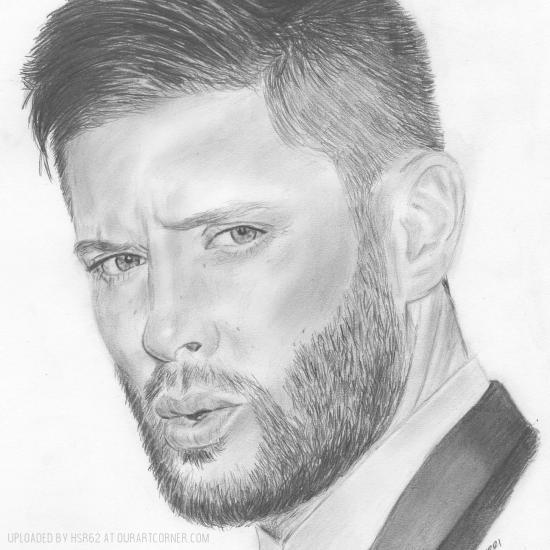 Jensen Ackles 2018