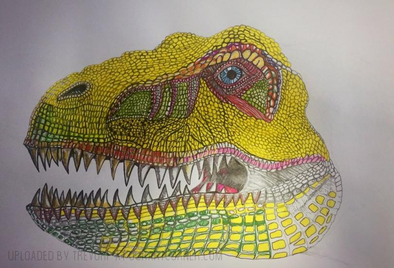 HERE'S REXY - WIP