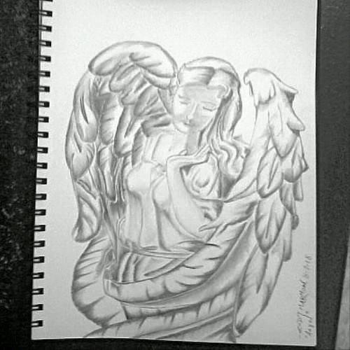 """Angel"", 2018"