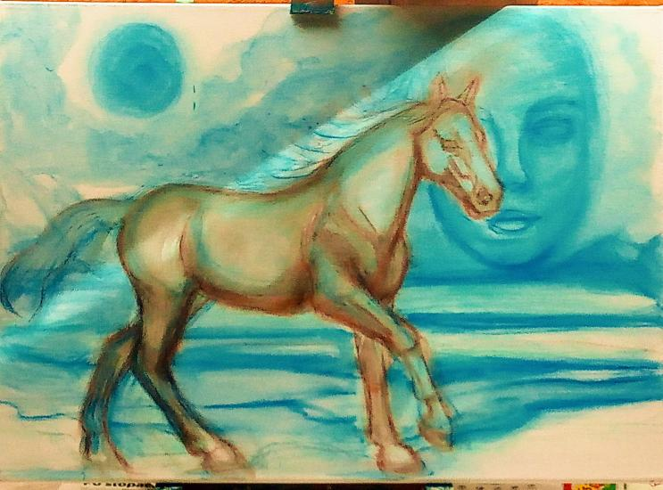 Painting proces
