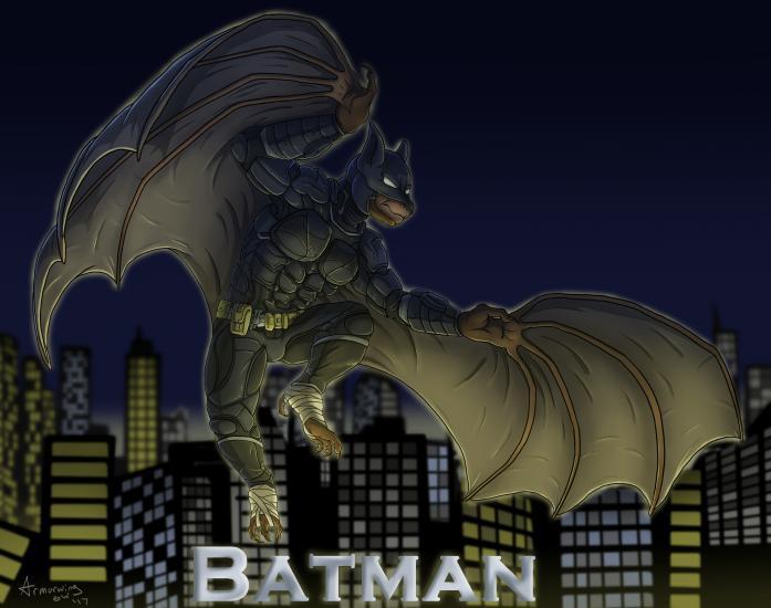 Feral Heroes Project: Batman