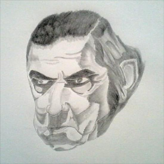 Bela Lugosi as Dracula, 2018