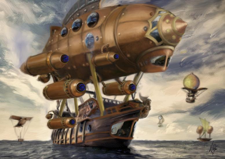 Sailing Armada