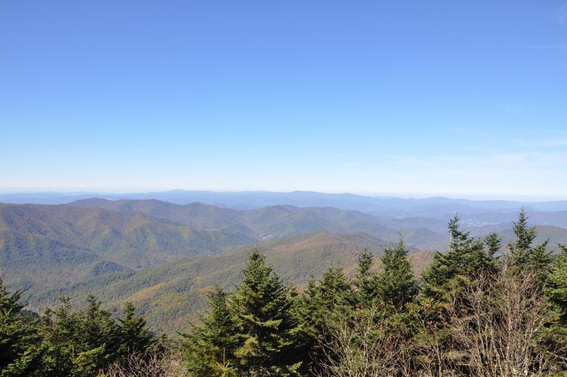 View From Mount Craig