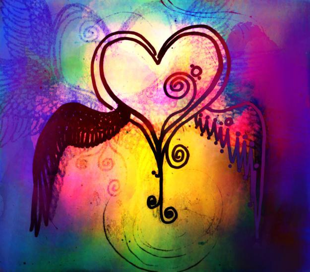 Vitruvian Heart
