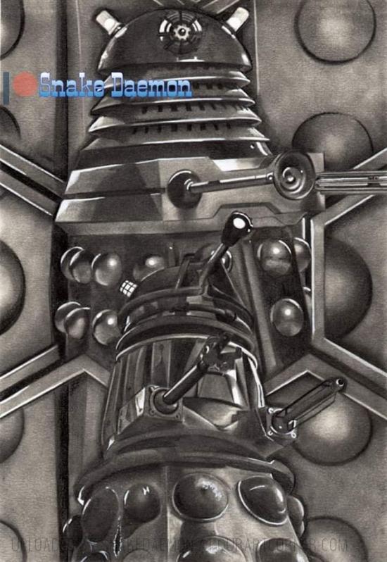 Long live the new Daleks