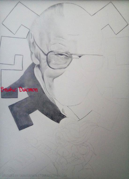 The man the myth the legend - a Stan Lee tribute w