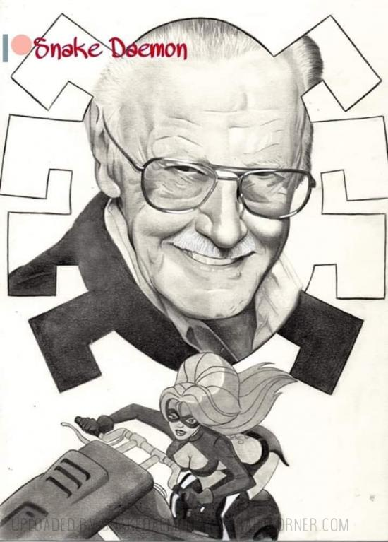 The man the myth the legend - a Stan Lee tribute