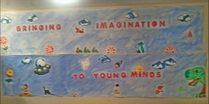 Imagination Banner, 2019