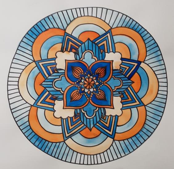 Gates of Heaven Mandala