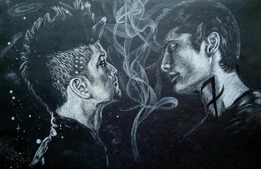 Shadowhunters - Magnus and Alec