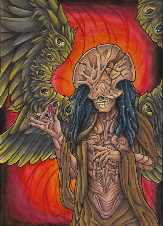 A is for Angel of Death