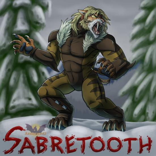 Feral Heroes Project: Sabretooth