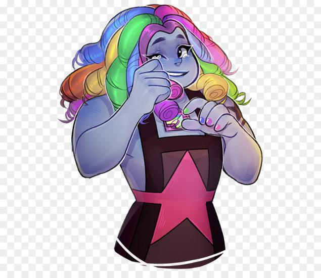 rainbow cooker