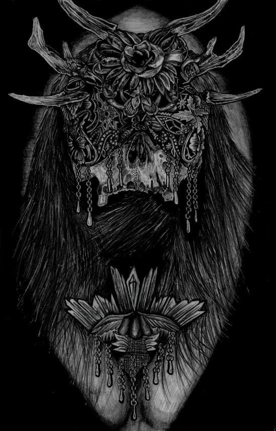 Macabre Skull