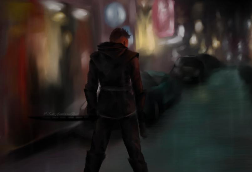 Hawkeye/ Ronin