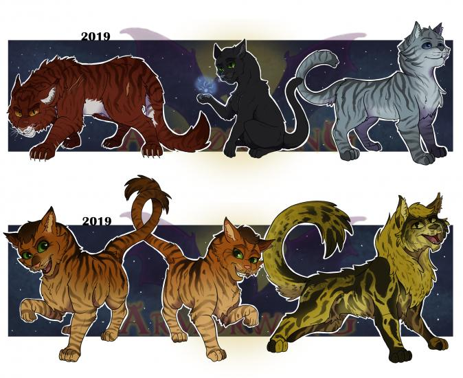 CATS Character Design: The Standouts