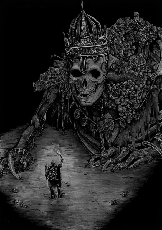 Dark Souls 3 - High Lord Wolnir.