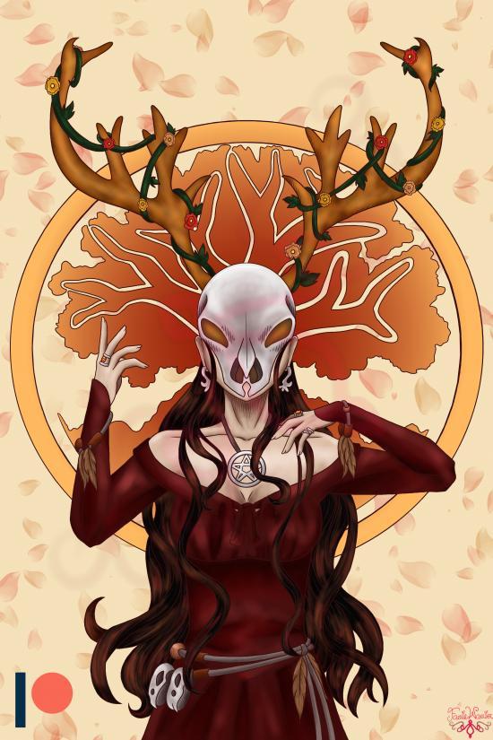 Pagan Witch Meliae