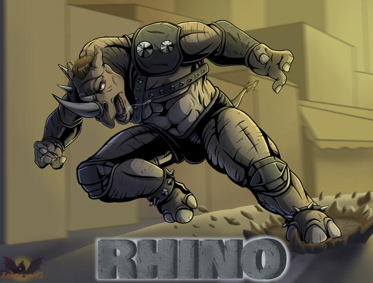 Feral Heroes Project: Rhino