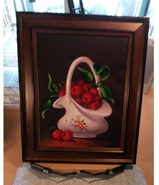 A Basketful full of Berries