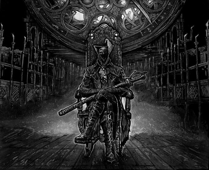 Bloodborne - Lady Maria