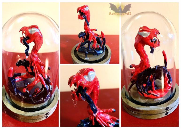 Symbiote Specimen #3: Toxin